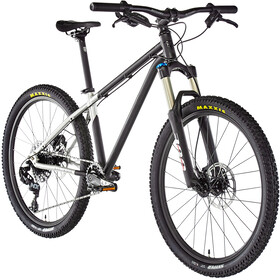 "Early Rider Hellion Trail MTB Hardtail 24"" Kinder brushed aluminum/black"